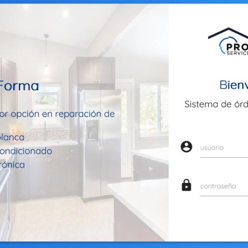 Screenshot_2021-03-08 Sistema de órdenes Pro Forma - Login